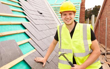 find trusted Uplands roofers